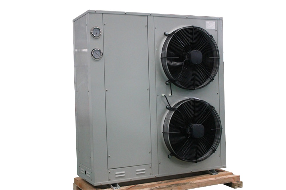 Box-type condensing unit for cold room